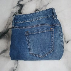 Torrid Boyfriend Raw Hem Ankle Jeans Size 16